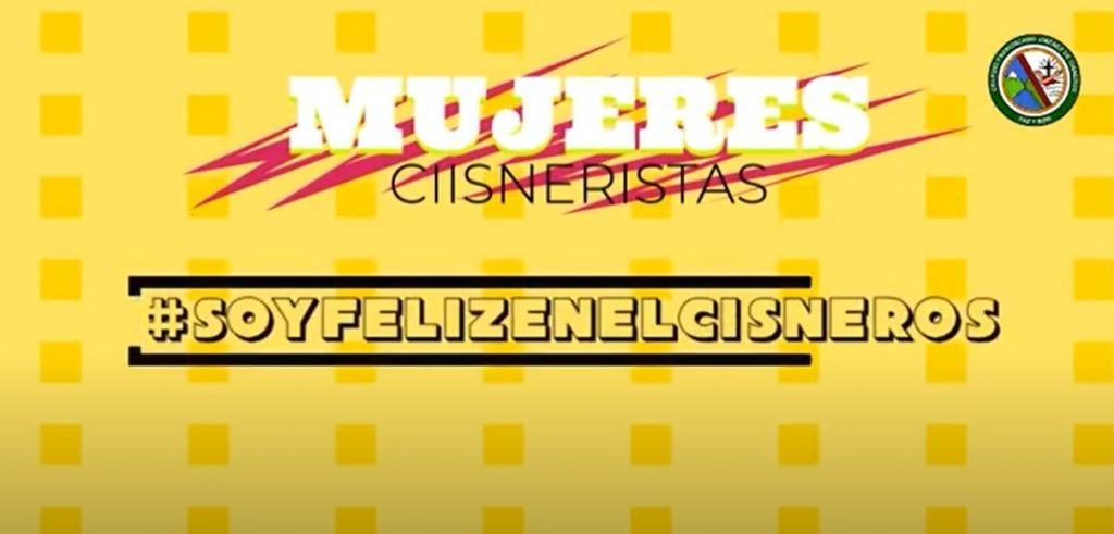 Mujeres Cisnerista