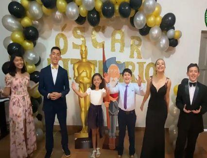 ÓSCAR LITERARIO - Celebración Día del Idioma